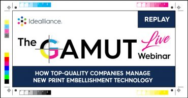 GAMUT Webinar Replay from Idealliance October 2020