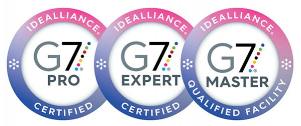 Certified G7® Pro, G7® Expert, and G7® Master Qualified Facility from Idealliance