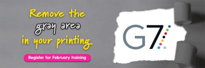 Register for G7® Expert Training from Idealliance