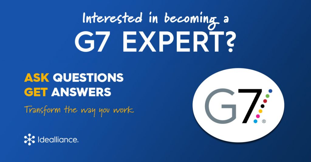 G7 Expert Training Interest