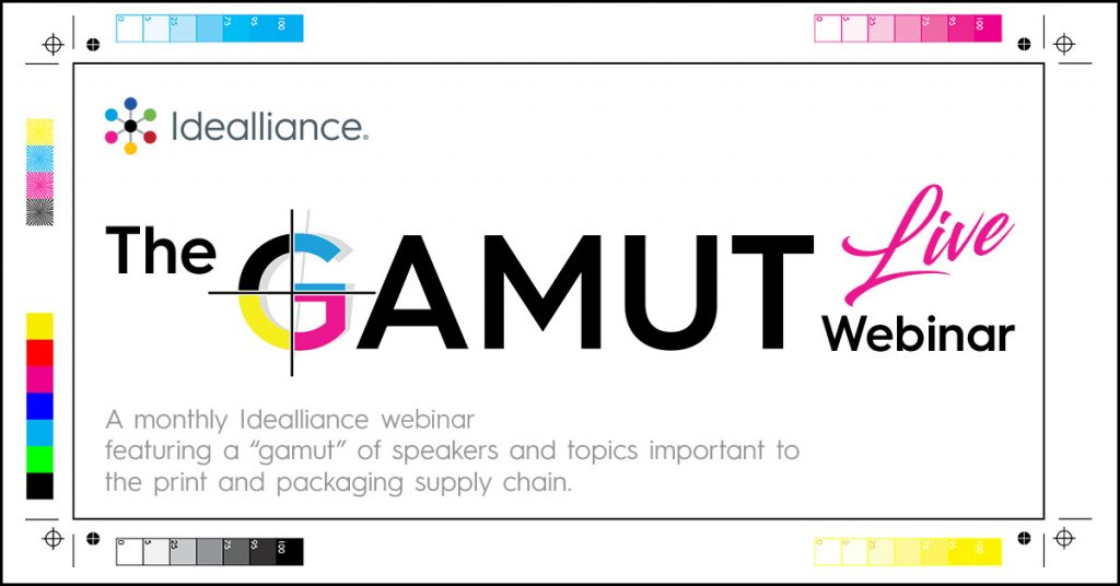 Gamut Live Webinar from Idealliance