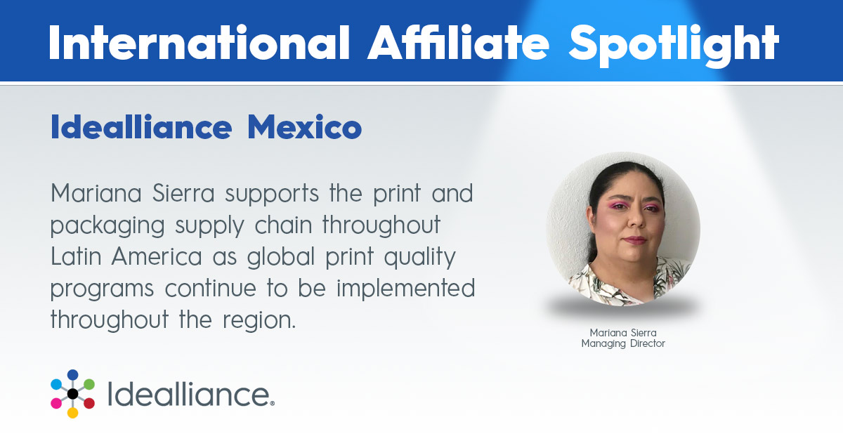Mariana Sierra | Idealliance Mexico International Affiliate