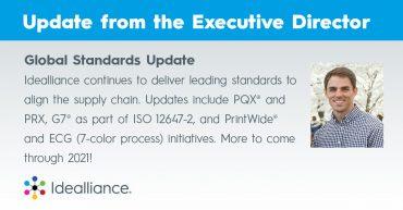 Update from Jordan Gorski, Idealliance Executive Director