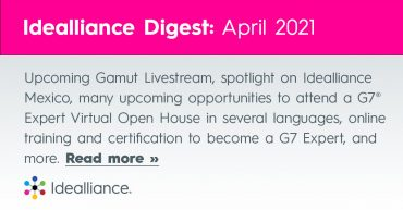 Idealliance Digest April 2021