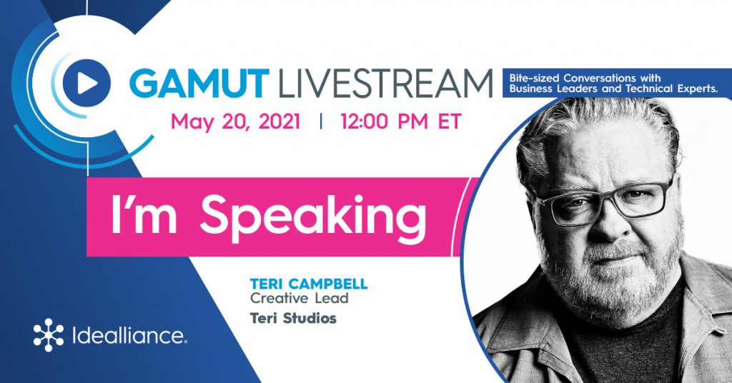 Gamut Livestream from Idealliance on May 20, 2021