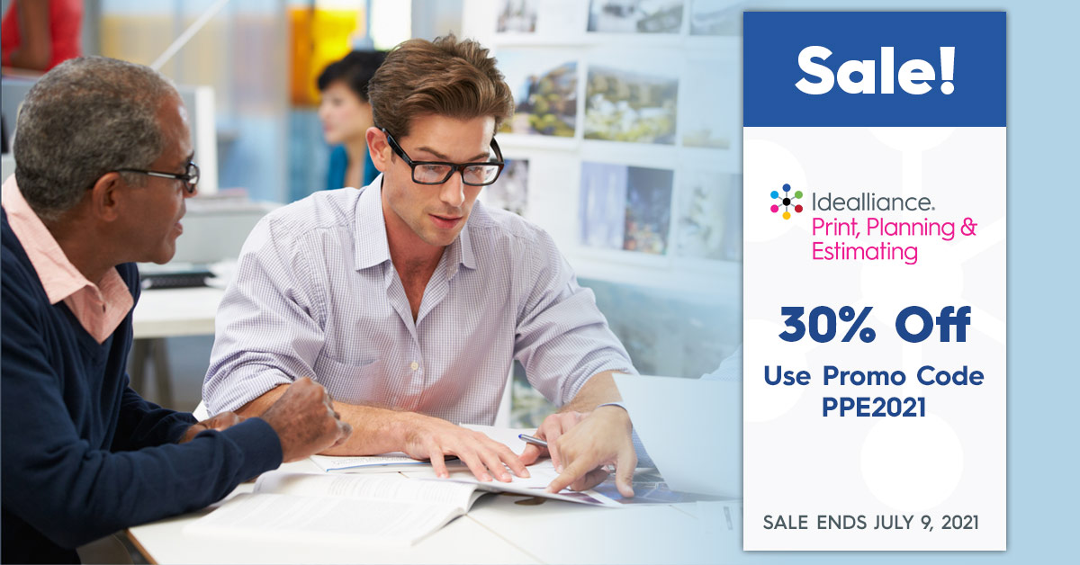 Print Planning and Estimating Master Online Course by Idealliance