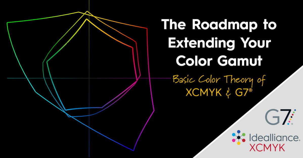 The Roadmap to Extending Your Color Gamut – Basic Color Theory, XCMYK & G7