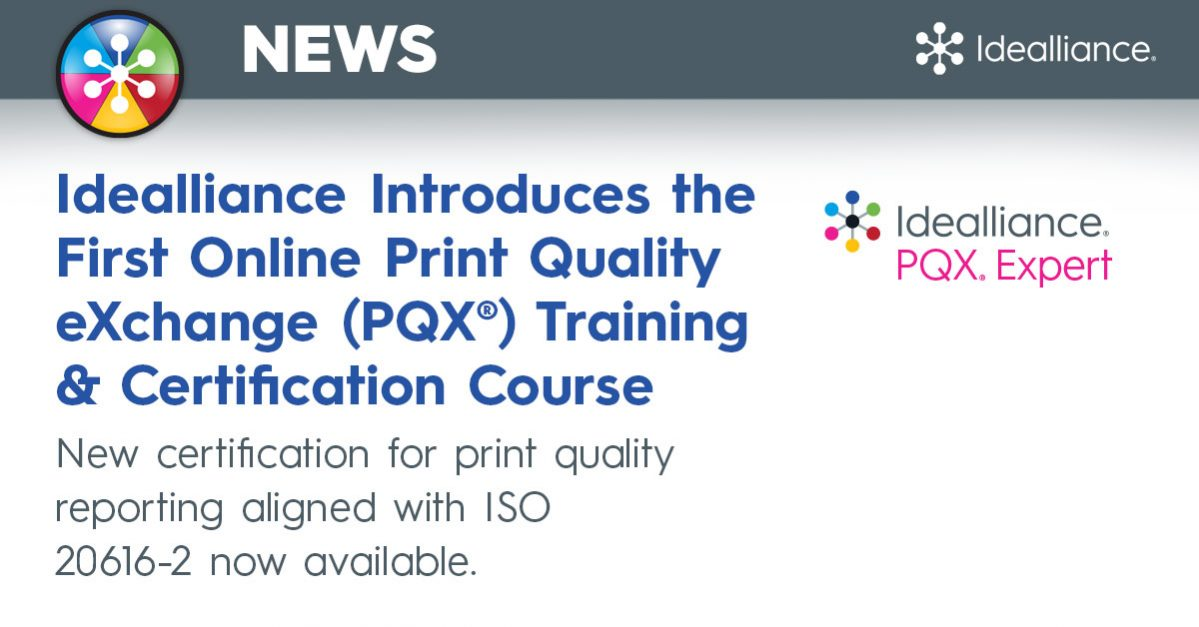 Print Quality Exchange (PQX®)
