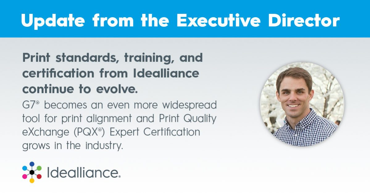 Idealliance Executive Director Jordan Gorski Update
